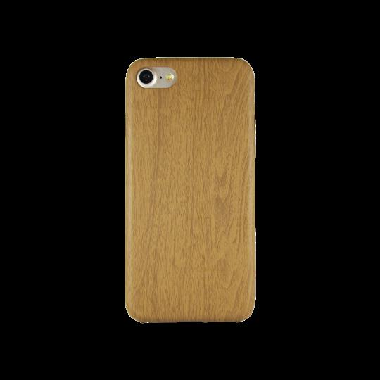 Apple iPhone 7/8 - Gumiran ovitek (27) - temno rjav