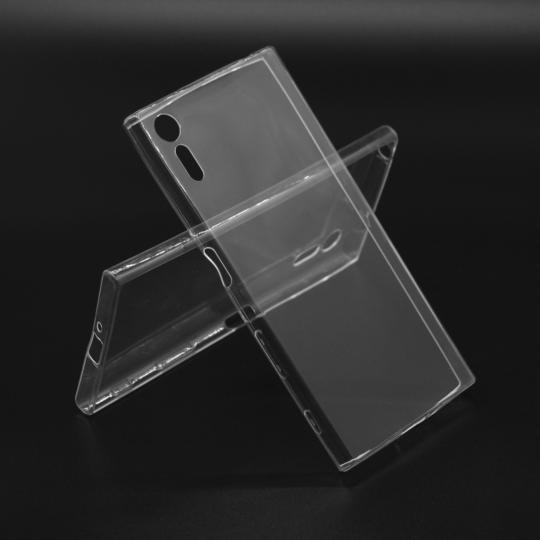 Sony Xperia XZ - Gumiran ovitek (TPUA) - prosojen