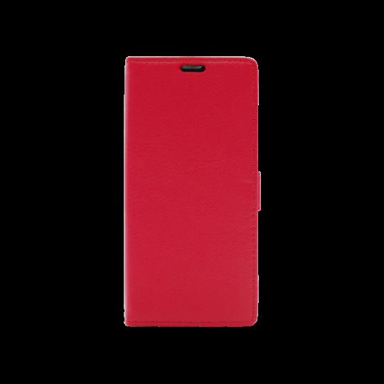 Lenovo K6/K6 Power - Preklopna torbica (WLG) - rdeča
