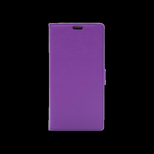 Lenovo K6/K6 Power - Preklopna torbica (WLG) - vijolična