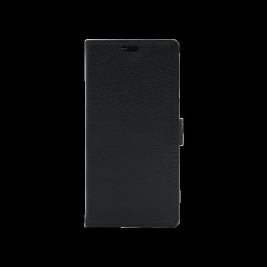 Huawei nova - Preklopna torbica (WLG) - črna