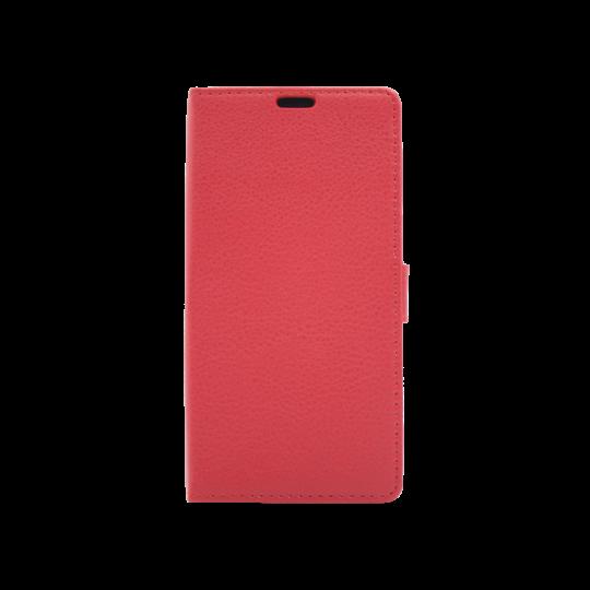 Huawei nova plus - Preklopna torbica (WLG) - rdeča