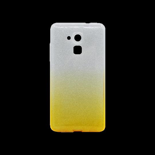 Huawei Honor 7 Lite/Honor 5C - Gumiran ovitek (TPUB) - rumena