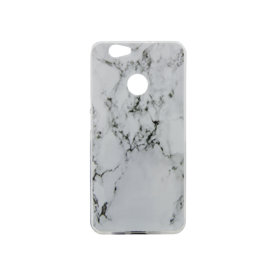 Huawei nova - Gumiran ovitek (TPUP) - Marble