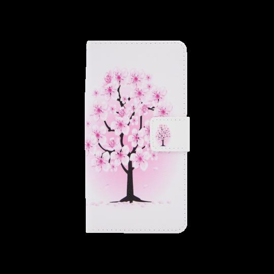 Sony Xperia XA - Preklopna torbica (WLGP) - Cherry tree 2