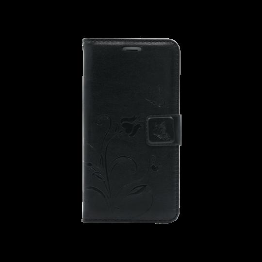 Huawei nova - Preklopna torbica (WLGO) - črna