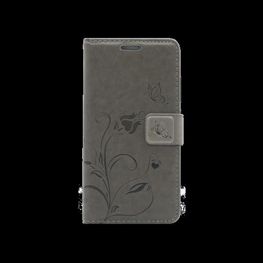 Huawei nova - Preklopna torbica (WLGO) - siva