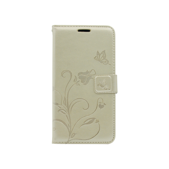Huawei nova plus - Preklopna torbica (WLGO) - zlata