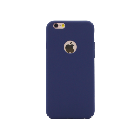 Apple iPhone 6/6S - Okrasni pokrovček (65) - moder