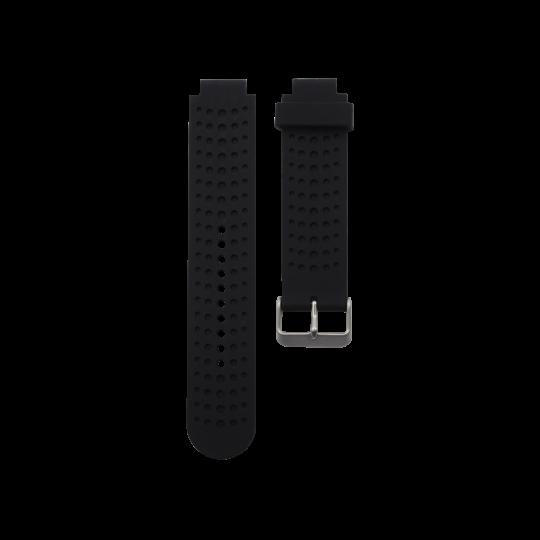 Silikonski pašček Garmin Forerunner 230 - črn
