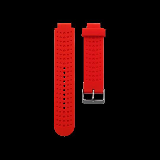 Silikonski pašček Garmin Forerunner 230 - rdeč