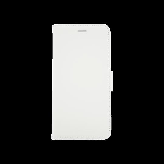 Huawei P10 Lite - Preklopna torbica (Book) - bela