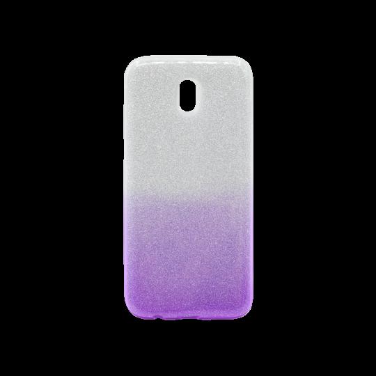 Samsung Galaxy J5 (2017) - Gumiran ovitek (TPUB) - vijolična