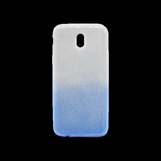 Samsung Galaxy J7 (2017) - Gumiran ovitek (TPUB) - modra