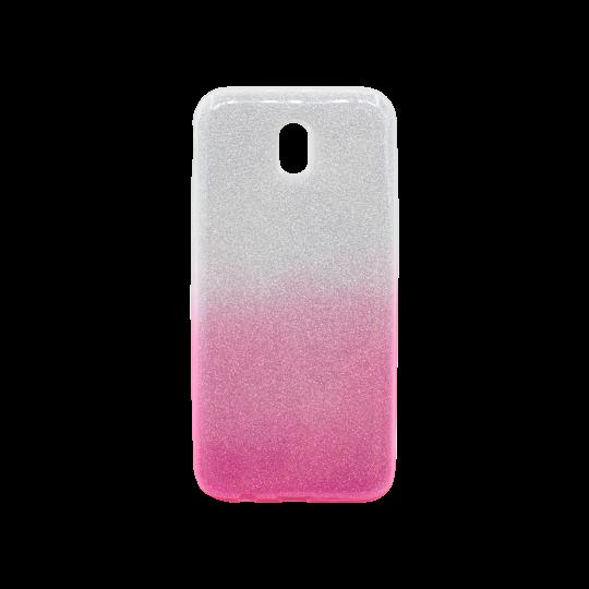 Samsung Galaxy J7 (2017) - Gumiran ovitek (TPUB) - roza