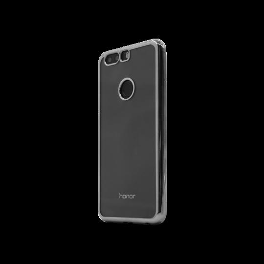 Huawei Honor 8 - Gumiran ovitek (TPUE) - rob črn