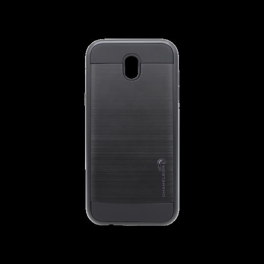 Samsung Galaxy J7 (2017) - Gumiran ovitek (ARM-01) - črn