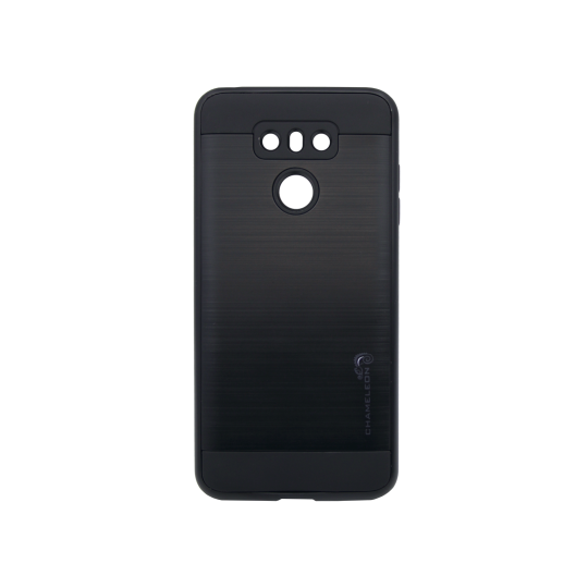 LG G6 - Gumiran ovitek (ARM-01) - črn