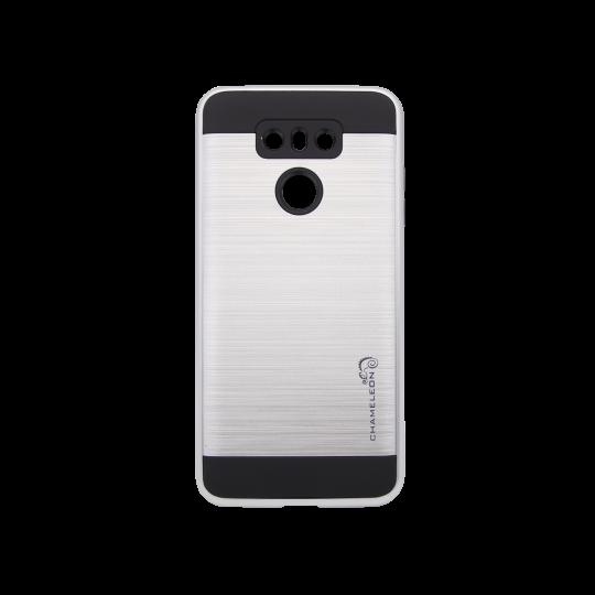 LG G6 - Gumiran ovitek (ARM-01) - srebrn