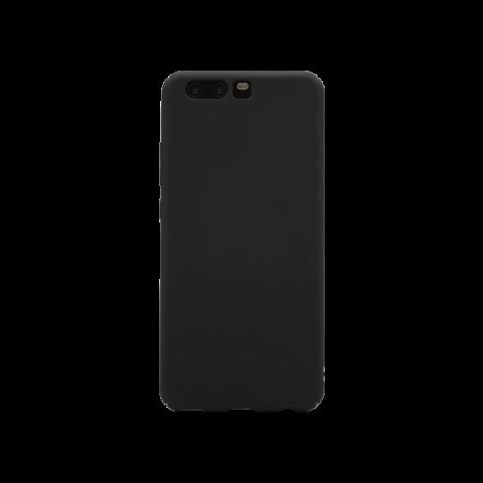 Huawei P10 - Okrasni pokrovček (65) - črn