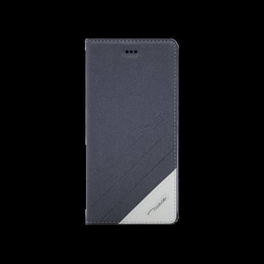 Huawei P10 - Preklopna torbica (48G) - črna