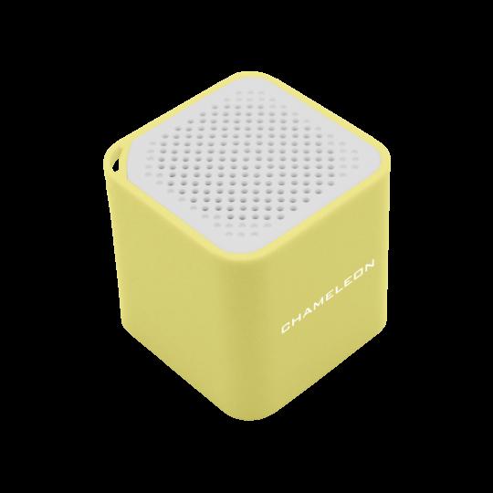 Chameleon mini bluetooth zvočnik (X11) - rumen