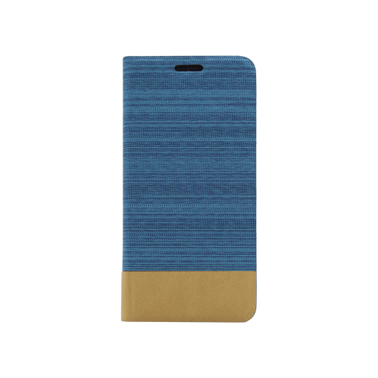 Samsung Galaxy S8+ - Preklopna torbica (67G) - svetlo modra
