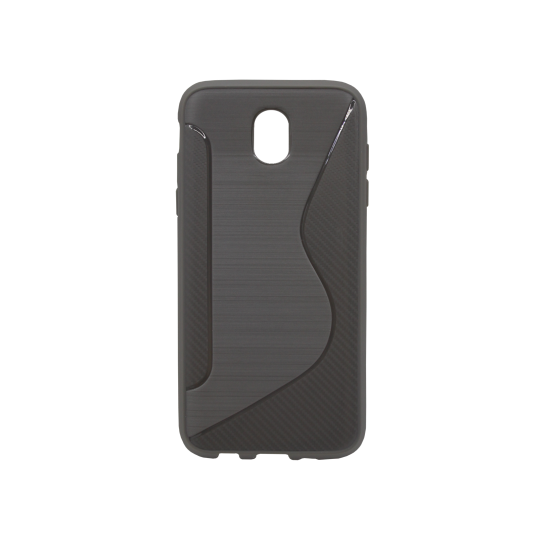Samsung Galaxy J5 (2017) - Gumiran ovitek (TPU) - siv CS-Type