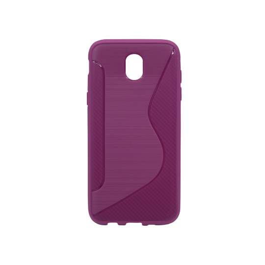 Samsung Galaxy J5 (2017) - Gumiran ovitek (TPU) - vijoličen CS-Type
