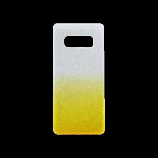 Samsung Galaxy Note 8 - Gumiran ovitek (TPUB) - rumena