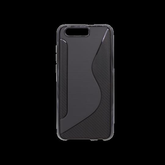 Huawei Honor 9 - Gumiran ovitek (TPU) - črn CS-Type