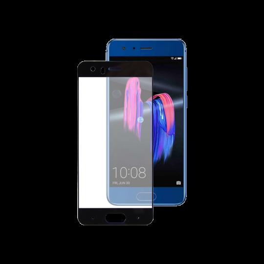 Huawei Honor 9 - Zaščitno steklo Premium (0,33), črno