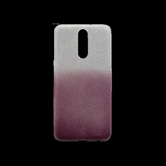 Huawei Mate 10 Lite - Gumiran ovitek (TPUB) - kavna