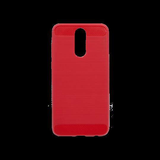 Huawei Mate 10 Lite - Gumiran ovitek (TPU) - rdeč A-Type
