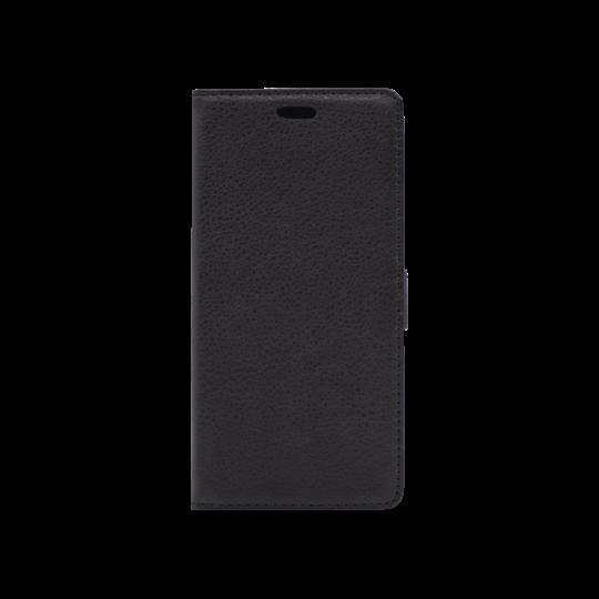 LG V30 - Preklopna torbica (WLG) - črna