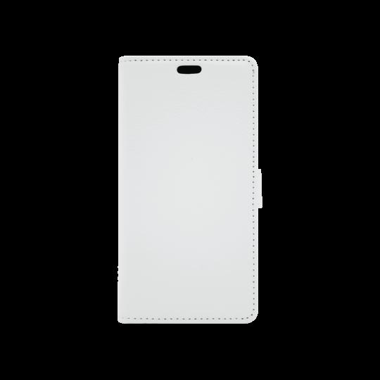 Motorola Moto C - Preklopna torbica (WLG) - bela