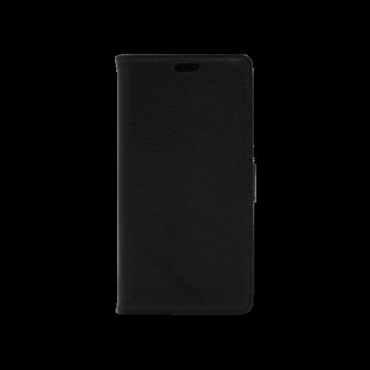 Motorola Moto C - Preklopna torbica (WLG) - črna