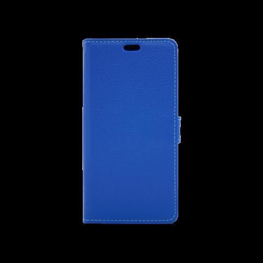 Motorola Moto C - Preklopna torbica (WLG) - modra