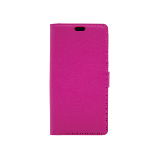 Motorola Moto C - Preklopna torbica (WLG) - roza