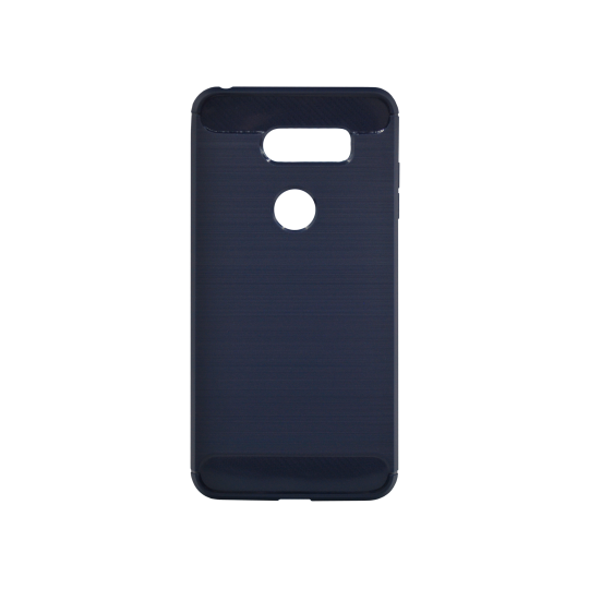 LG V30 - Gumiran ovitek (TPU) - moder A-Type
