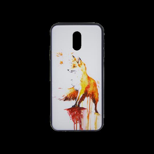 Samsung Galaxy J7 (2017) - Gumiran ovitek (TPUP) - Fox