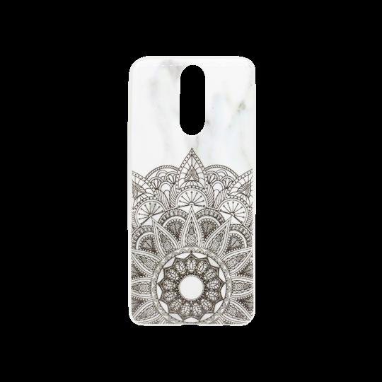 Huawei Mate 10 Lite - Gumiran ovitek (TPUP) - Marble 3