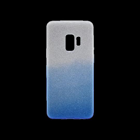 Samsung Galaxy S9 - Gumiran ovitek (TPUB) - modra