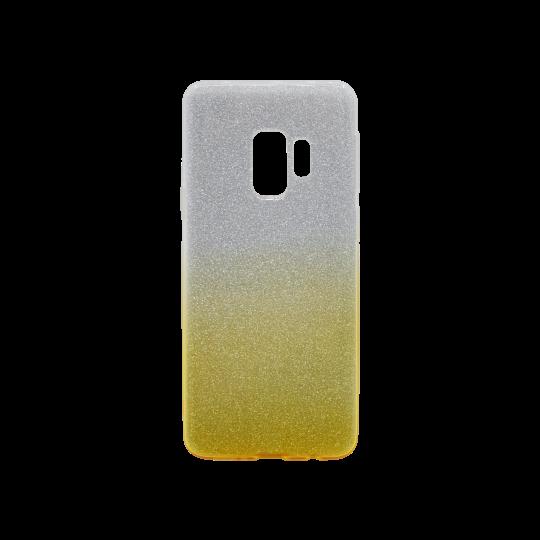 Samsung Galaxy S9+ - Gumiran ovitek (TPUB) - rumena