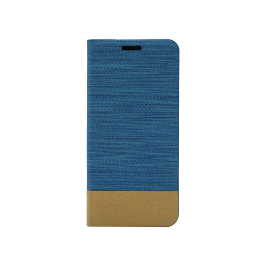 Samsung Galaxy S9+ - Preklopna torbica (67G) - svetlo modra