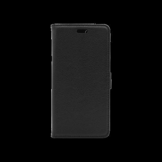 Huawei P Smart - Preklopna torbica (WLG) - črna