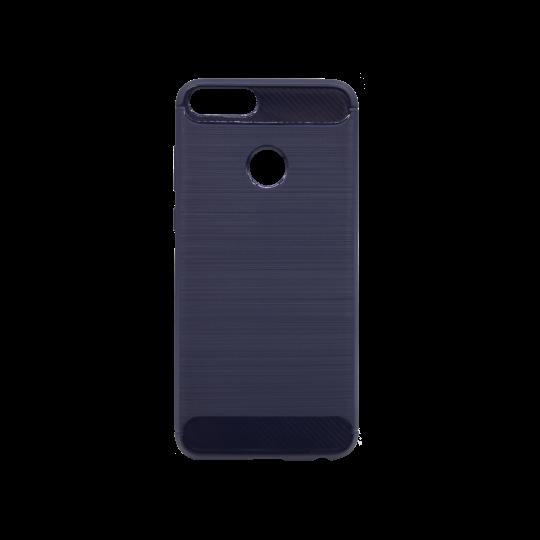 Huawei P Smart - Gumiran ovitek (TPU) - moder A-Type
