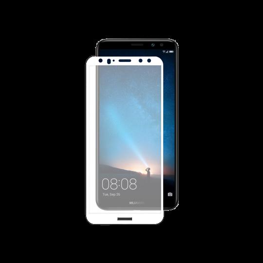 Huawei Mate 10 Lite - Zaščitno steklo Premium (0,33) - belo
