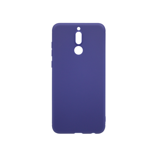 Huawei Mate10 Lite - Gumiran ovitek (TPU) - moder MATT