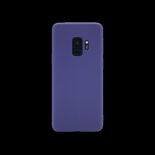 Samsung Galaxy S9 - Gumiran ovitek (TPU) - moder MATT